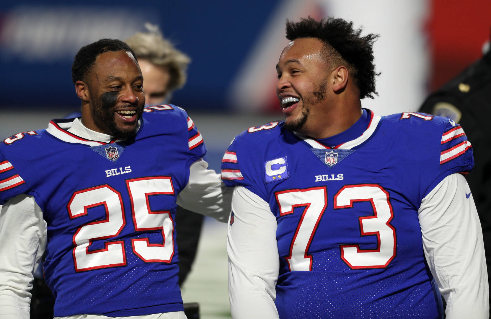 Bills smother Ravens, advance to AFC title game