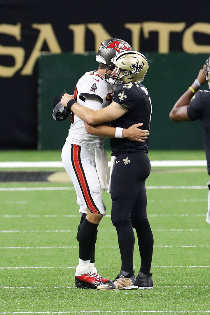 Tom Brady & Drew Brees