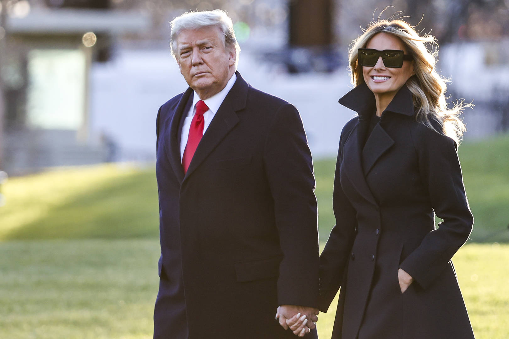 Trump farewell ceremony planned for Wednesday morning ahead of Biden oath