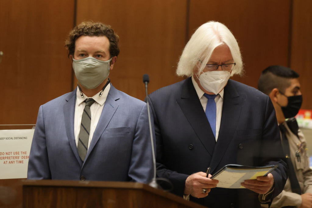 Danny Masterson, Rape Charges, Sexual Assault Allegations, Not Guilty, Court