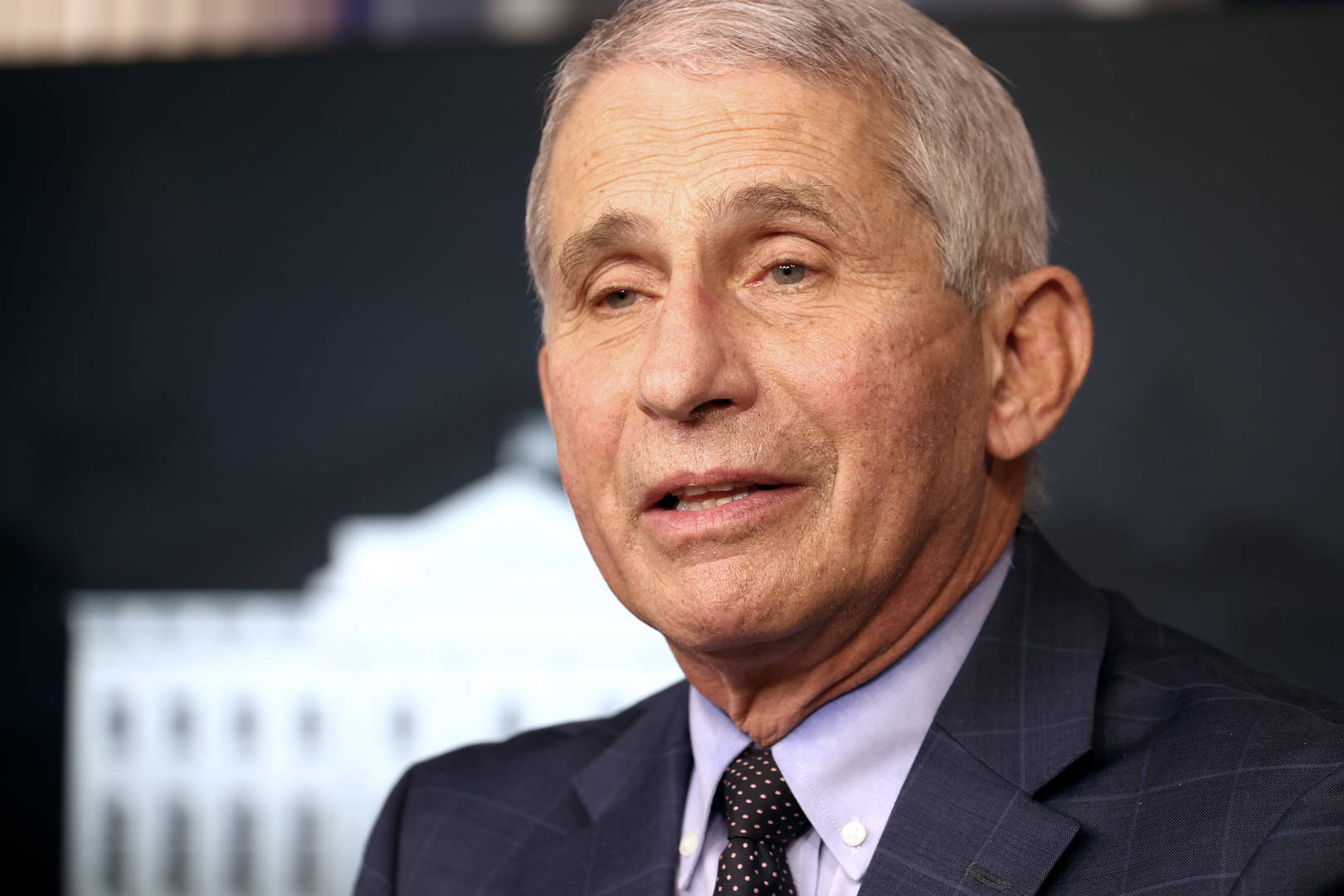 Fauci: Trump Wanted Me to 'Be More Positive' in Coronavirus Outlook