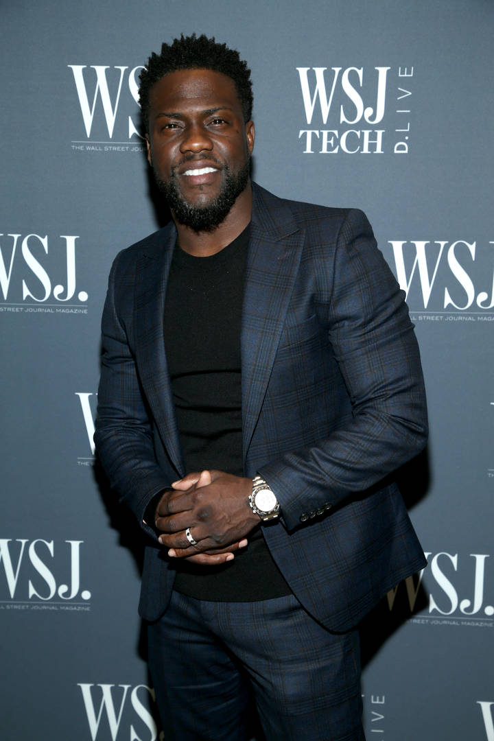 Kevin Hart attends the WSJ Tech D.Live at Montage Laguna Beach