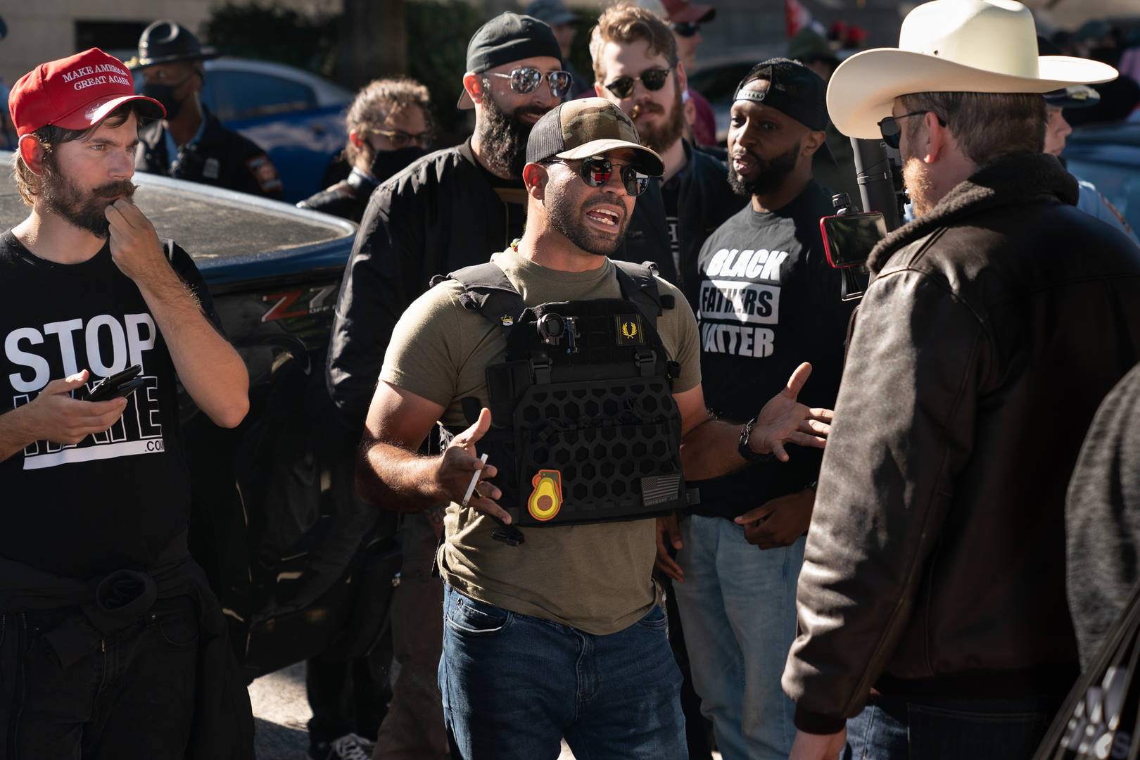Proud Boys leader was government informant, records show