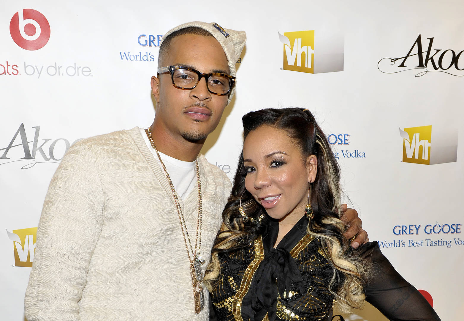 T.I. and Tiny attend the premiere screening of T.I. & Tiny: The Family Hustle