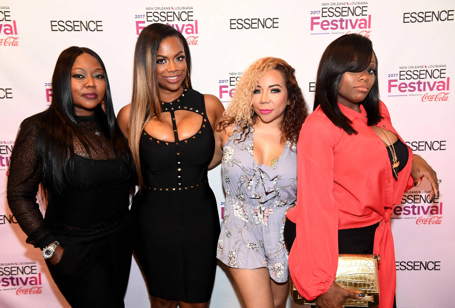 Xscape, Tiny, Kandi Burruss, TI, Allegations, Sexual Misconduct, Watch What Happens Live