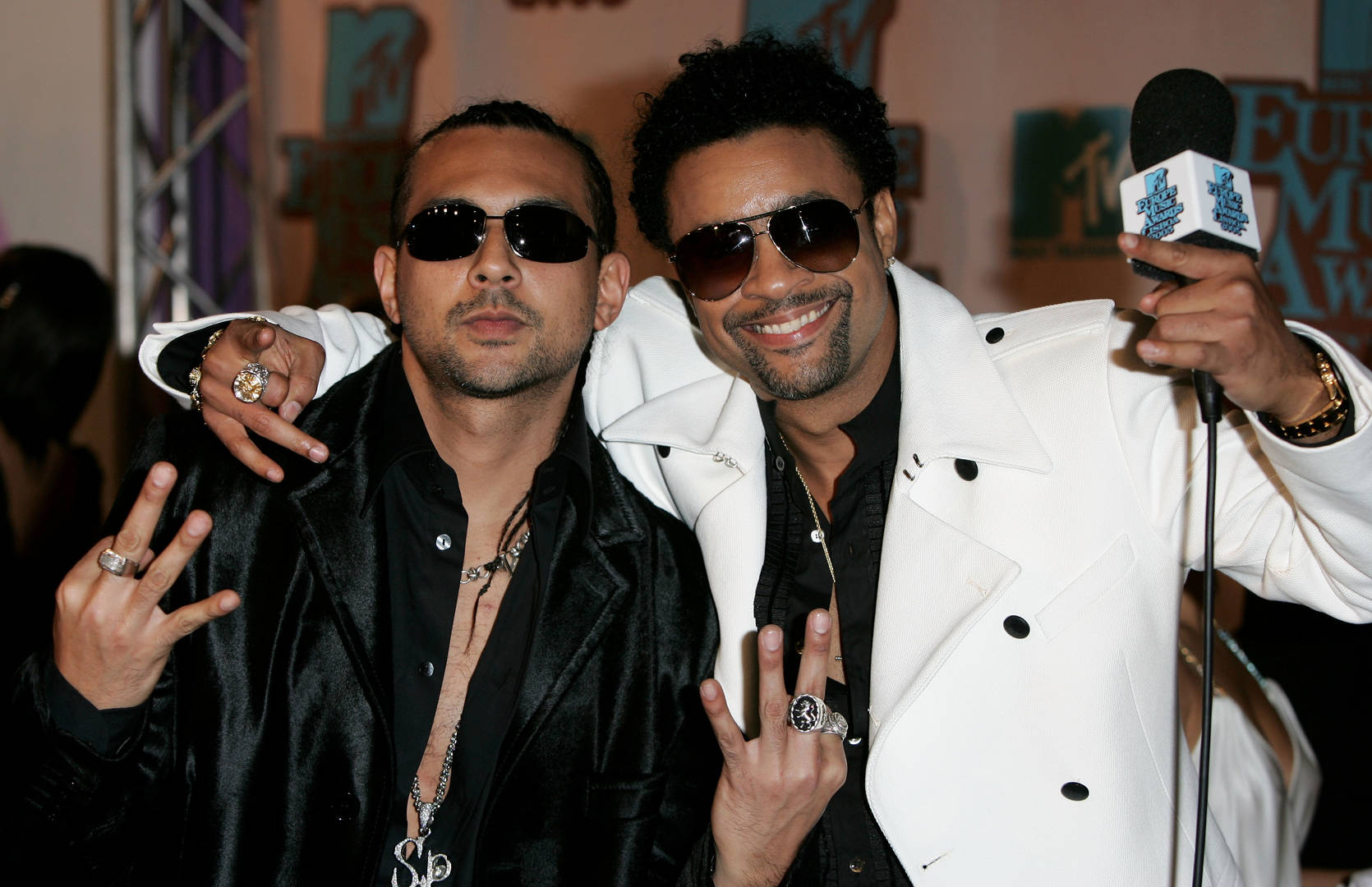 Shaggy, Sean Paul, Live & Living, Scorcher