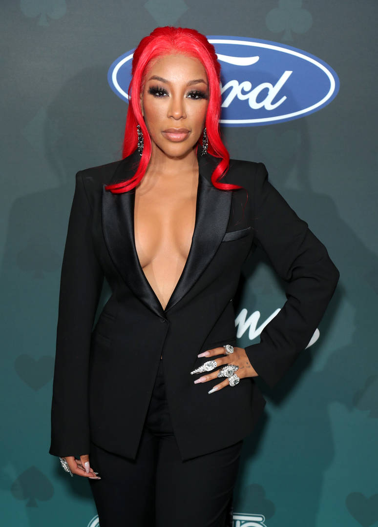Keyshia Cole, K. Michelle, Joint Album, clubhouse