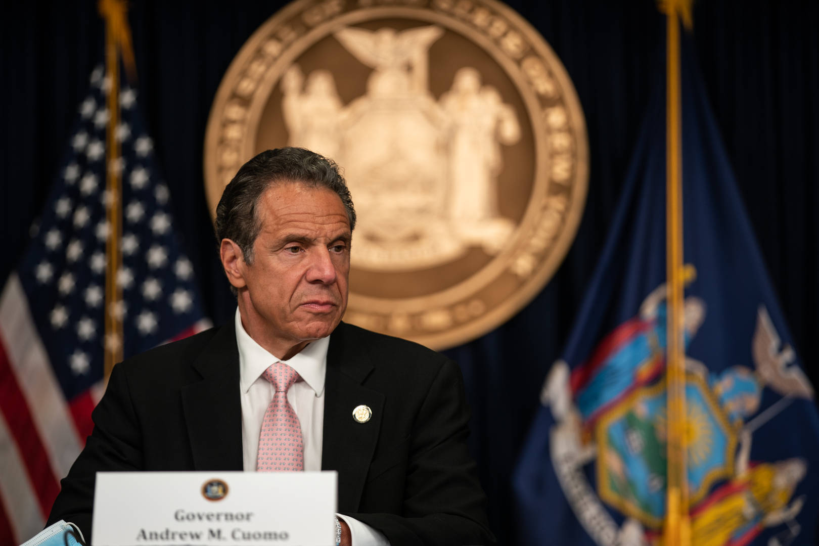 Andrew Cuomo, Harassment
