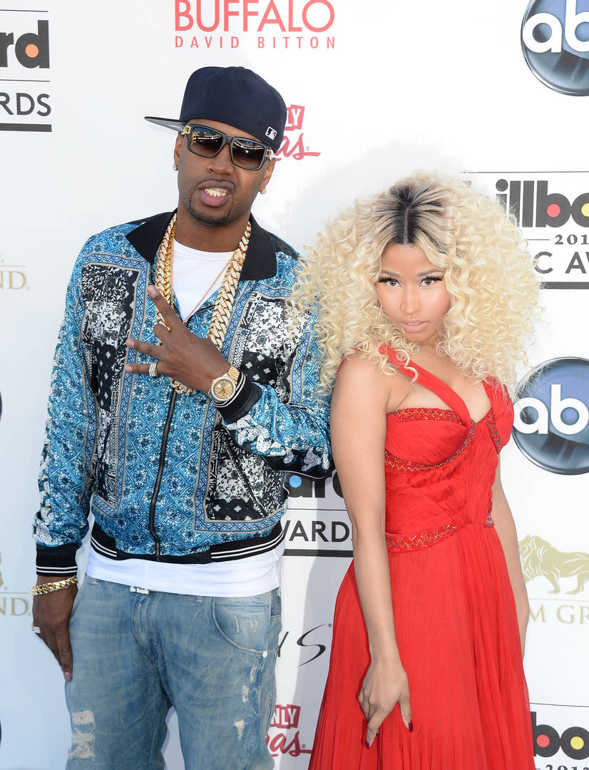 Deb Antney, Safaree Samuels, Nicki Minaj, Drink Champs