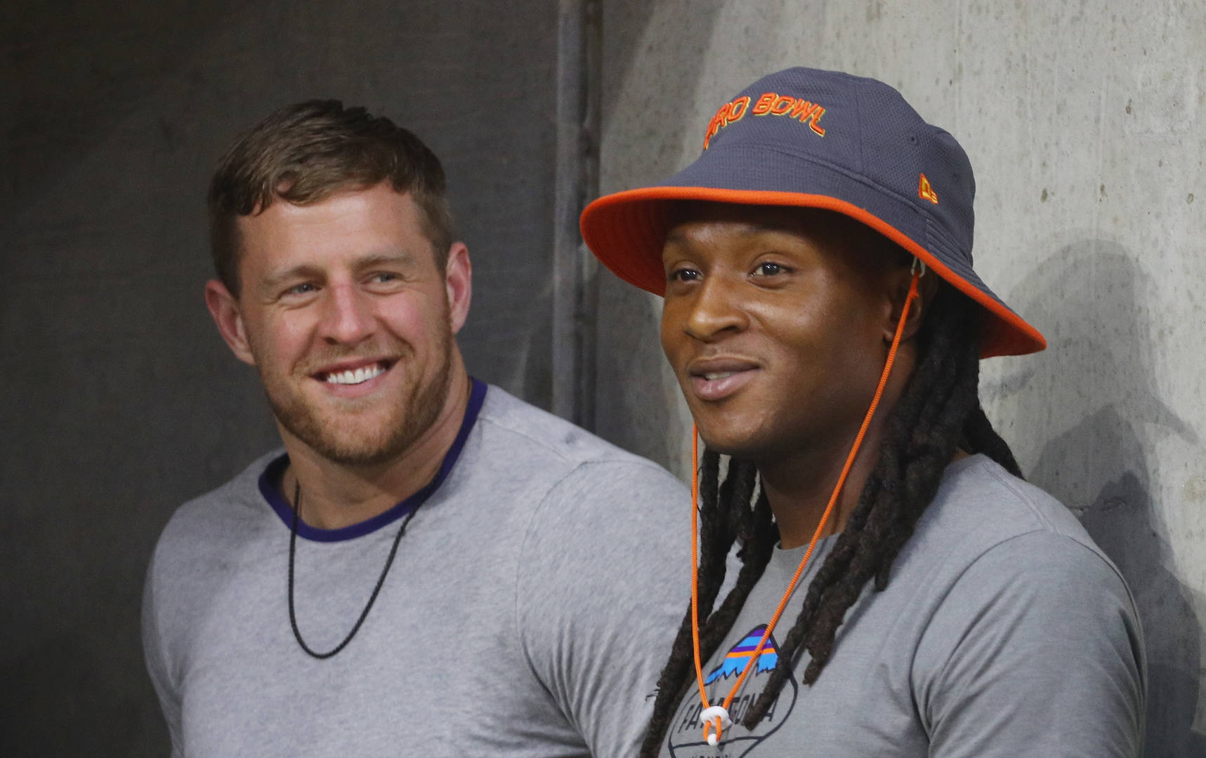 JJ Watt & DeAndre Hopkins