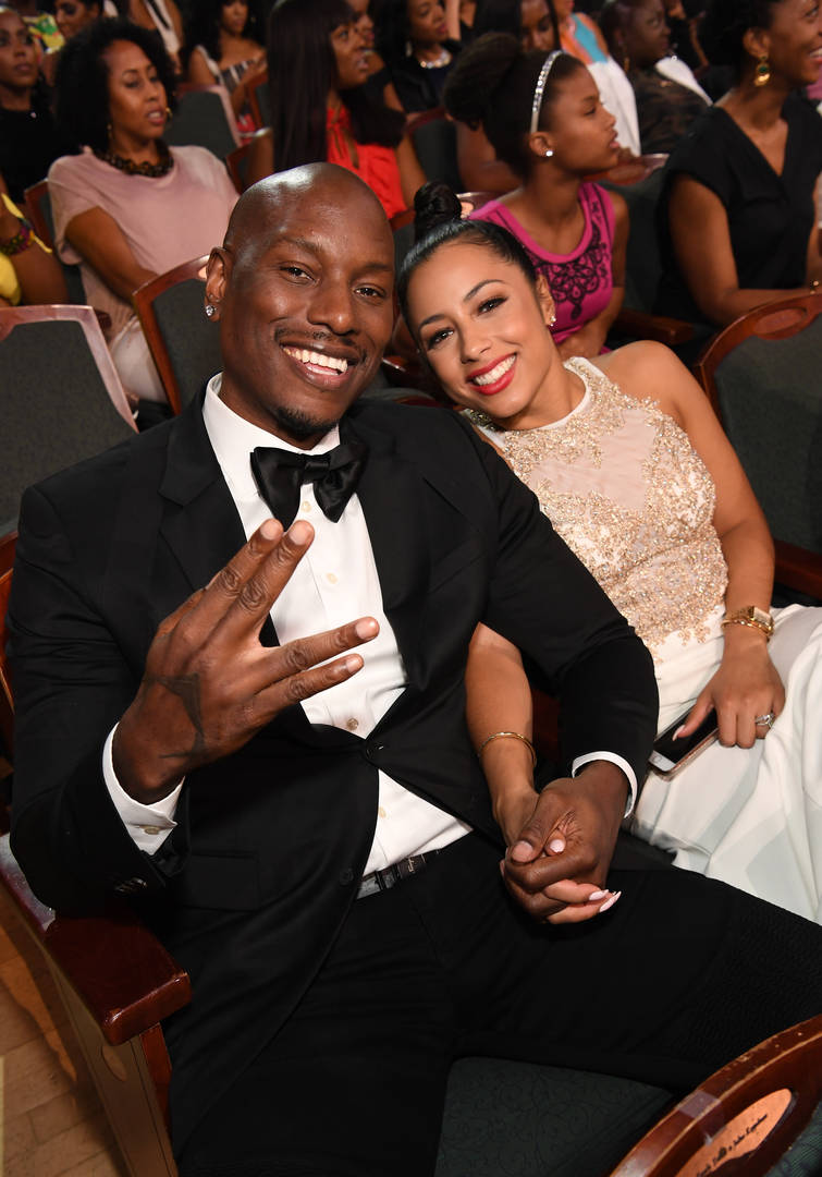 Tyrese, Samantha Gibson, Dating Famous Men,