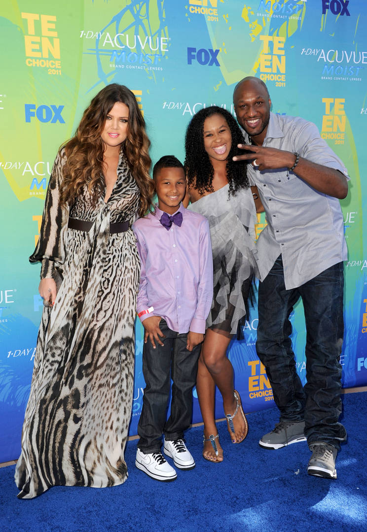Khloe Kardashian, Lamar Odom, Lamar Odom Kids, Tristan Thompson, Reality TV, Wedding