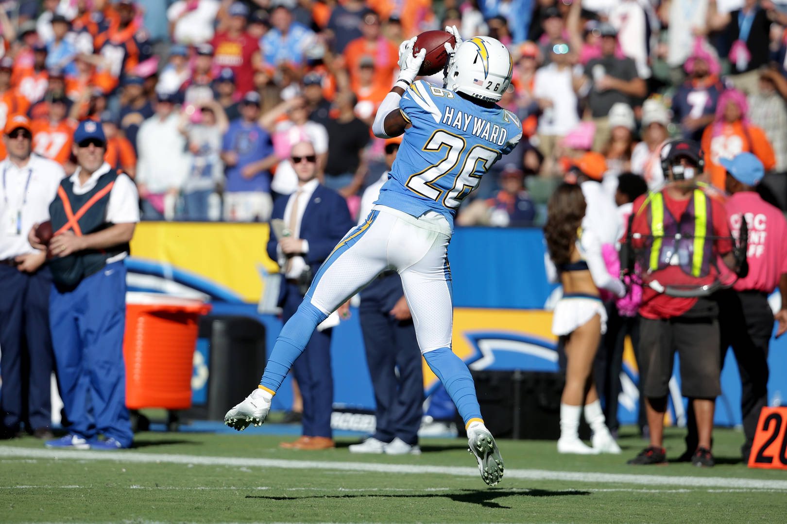 Casey Hayward, Chargers