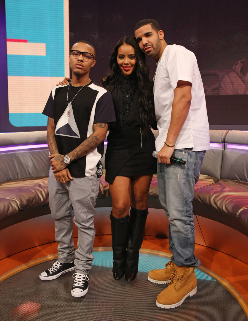 Drake, Bow Wow, Angela Simmons, 106 & Park, 123, Billboard