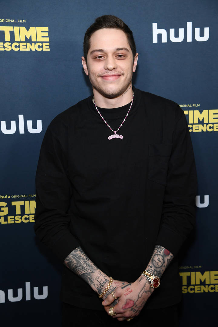 Pete Davidson, Married, Michelle Bodega Cats
