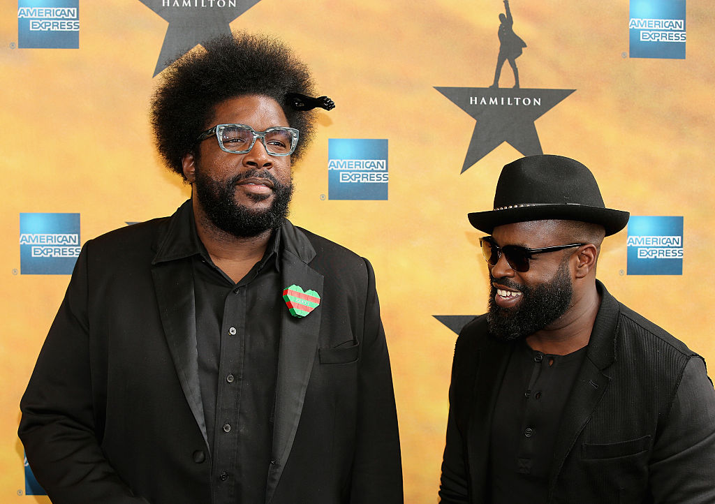 Questlove Black Thought