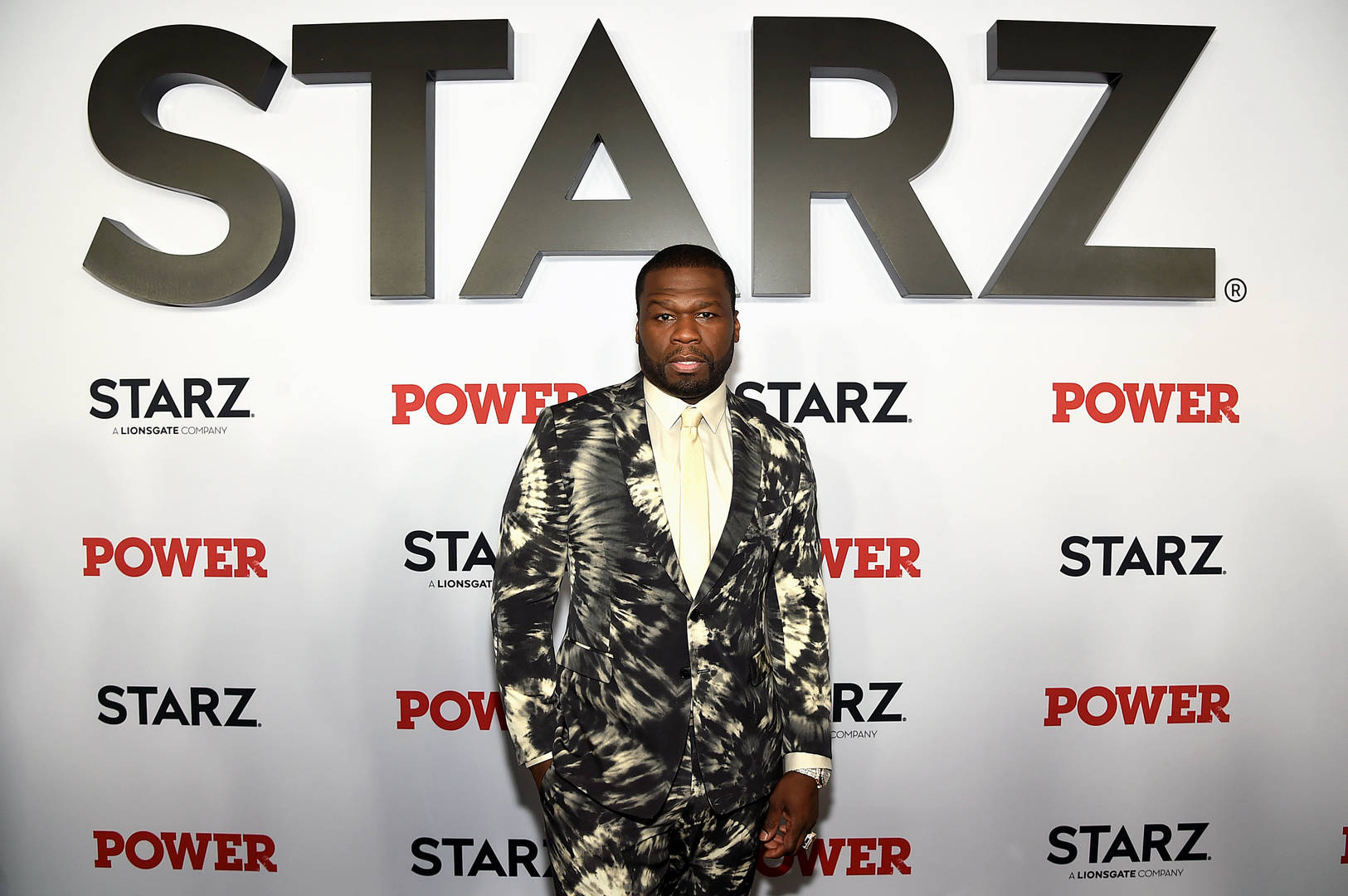 50 Cent, Power, NAACP