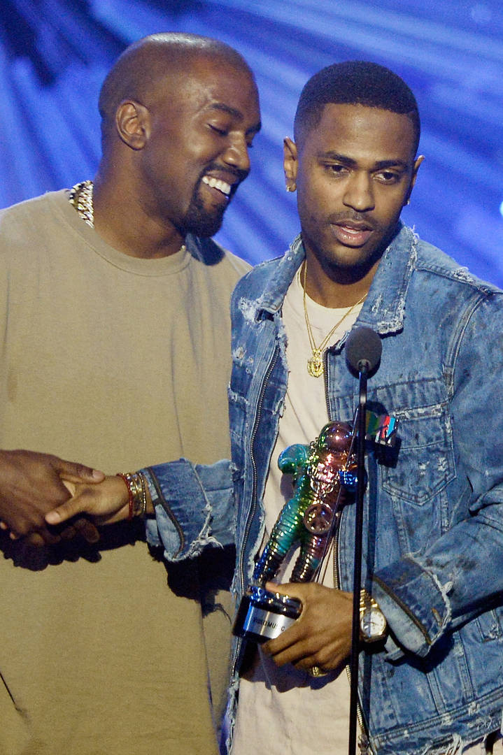 Big Sean, Kanye West, GOOD Music, Law of Attraction