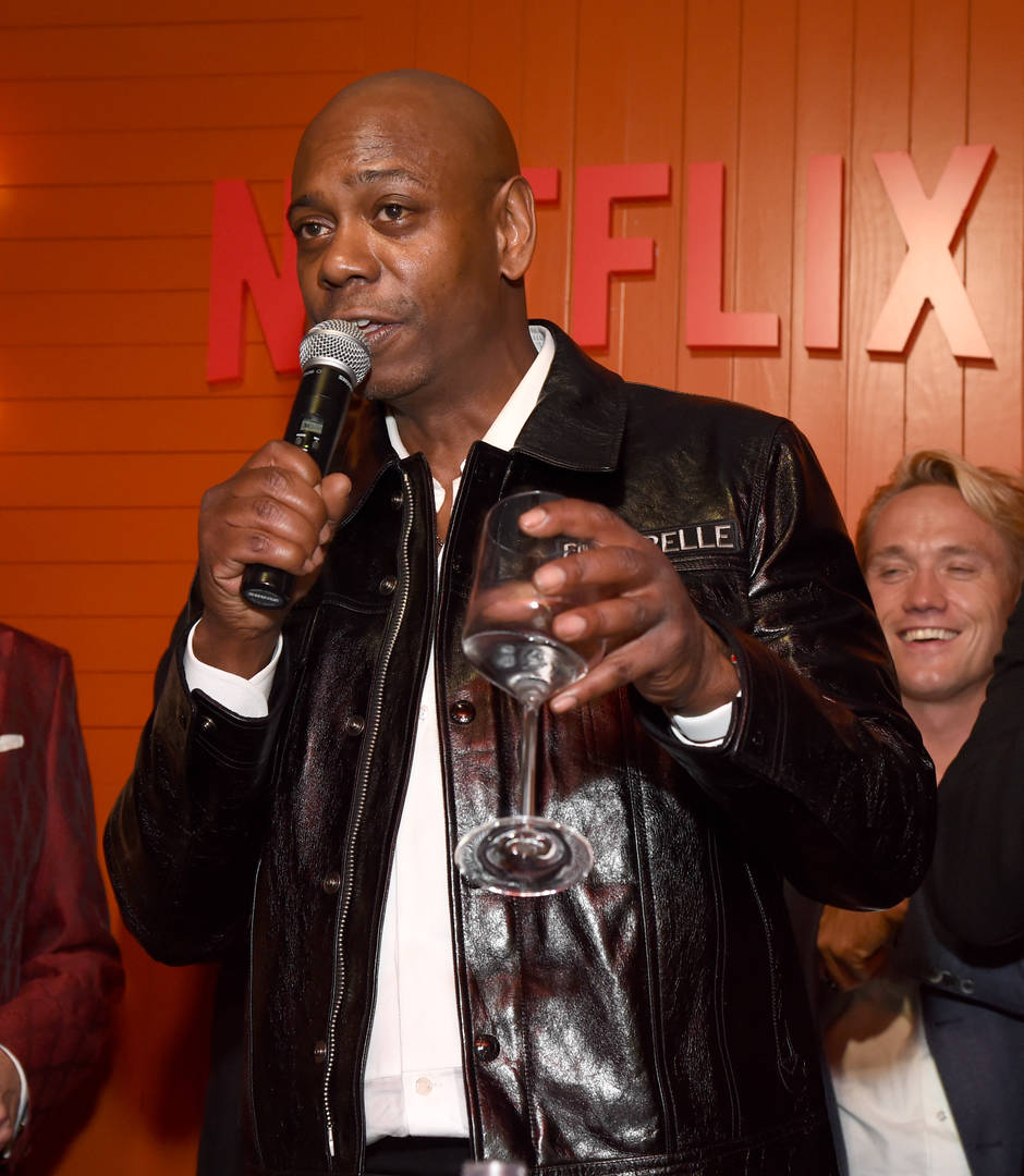 Dave Chappelle, Naomi Campbell, No Filter with Naomi, Africa, Stevie Wonder