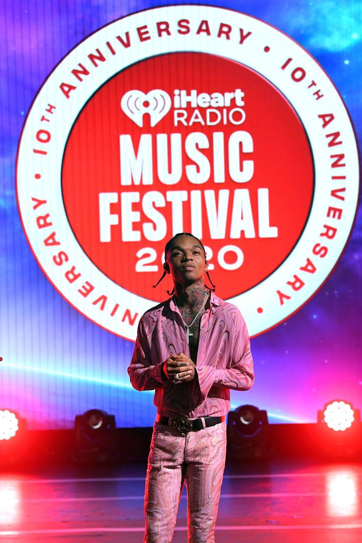 wae Lee performs onstage for the 10th Anniversary of the iHeartRadio Music Festival streaming on CWTV.com and The CW App on September 18 & 19 and broadcast on The CW Network on September 27 & 28.