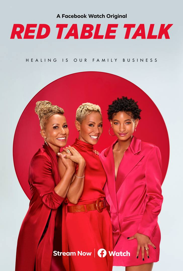 Red Table Talk / Facebook Willow Smith