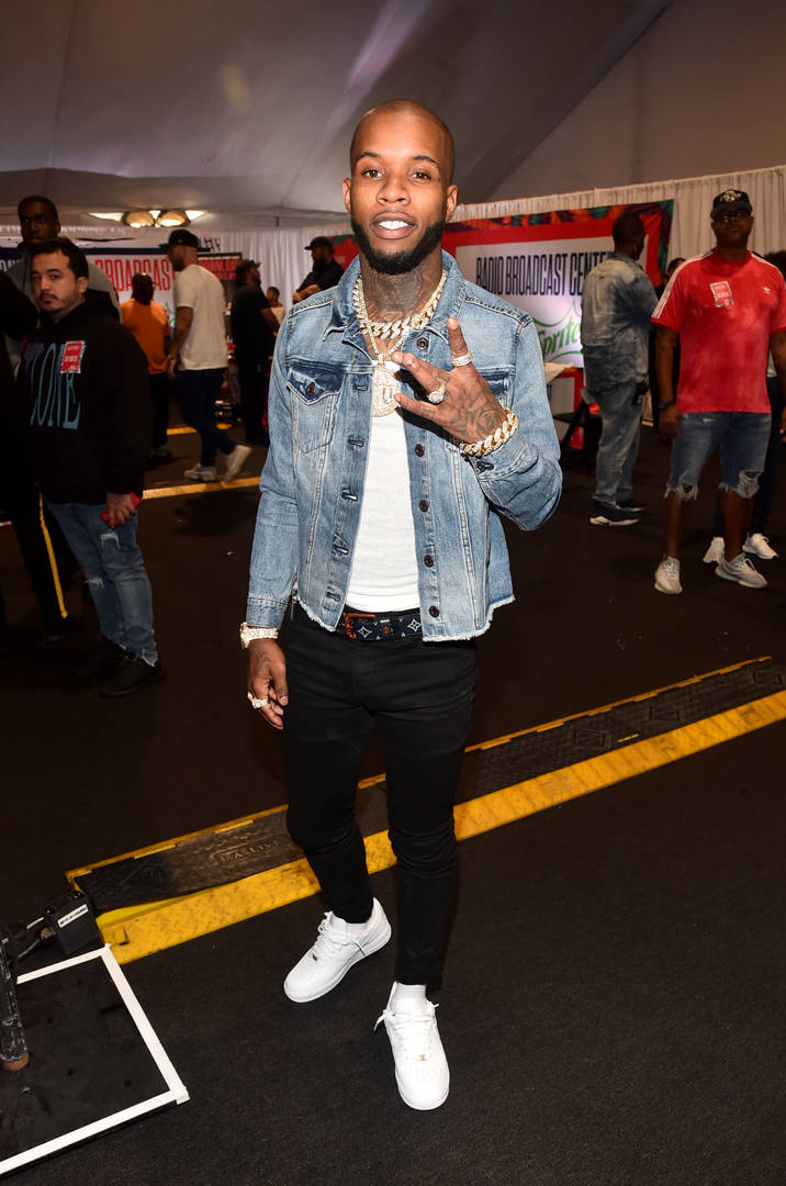 Tory Lanez, Business, Twitter
