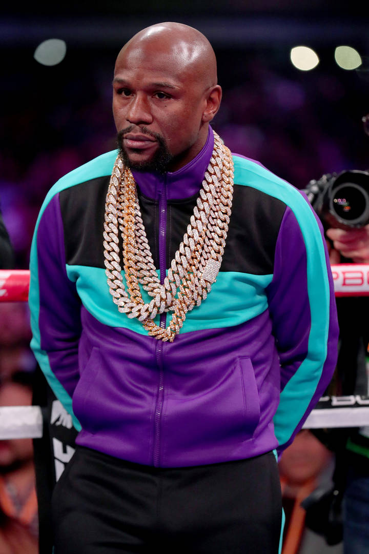 Floyd Mayweather, Million Dollaz Worth of Game, Abuse, Controversy