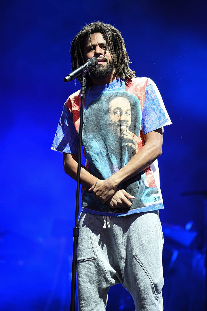 J. Cole, Bill Cosby, L.A. Leakers, Freestyle