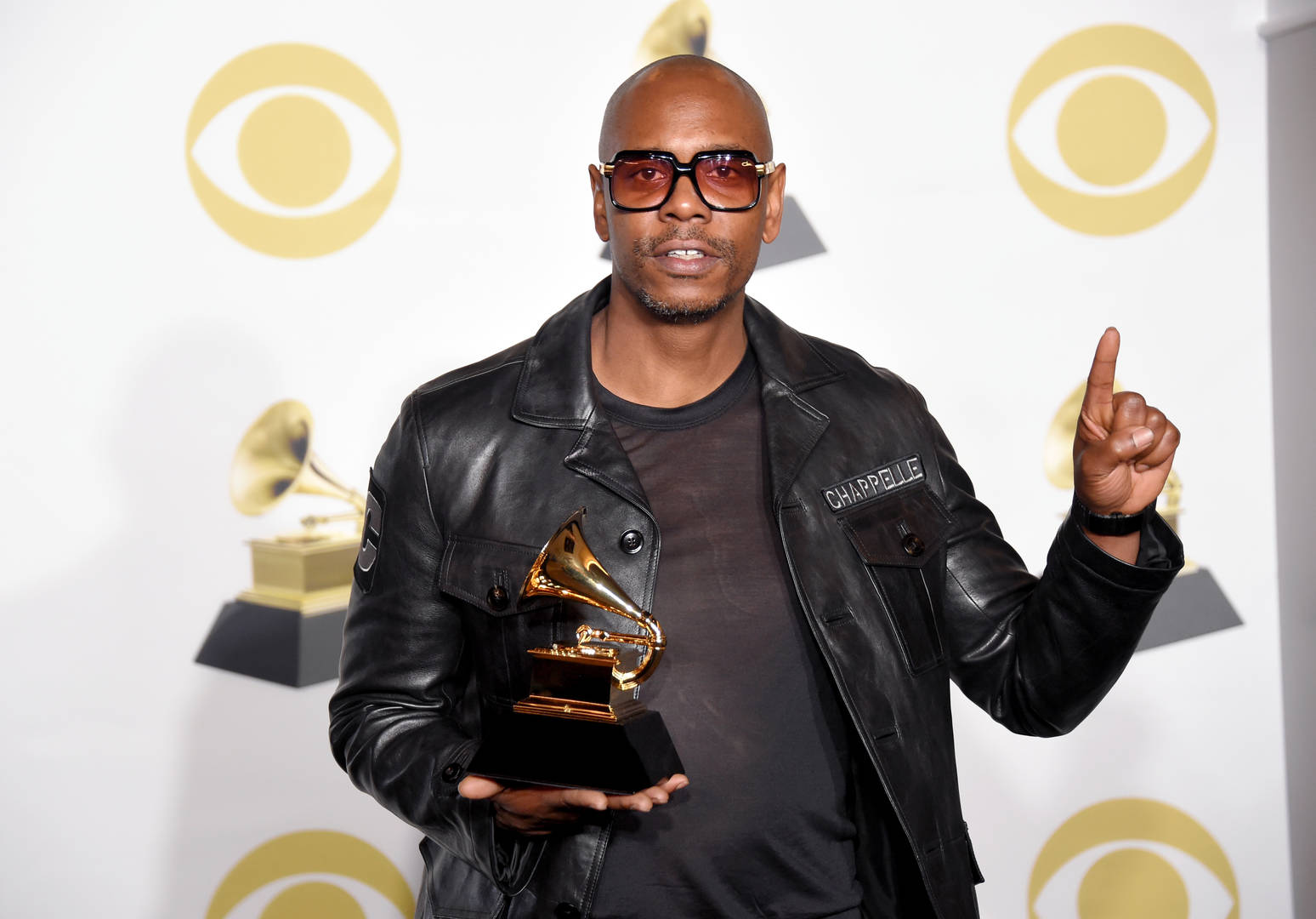 Dave Chappelle. 8:46
