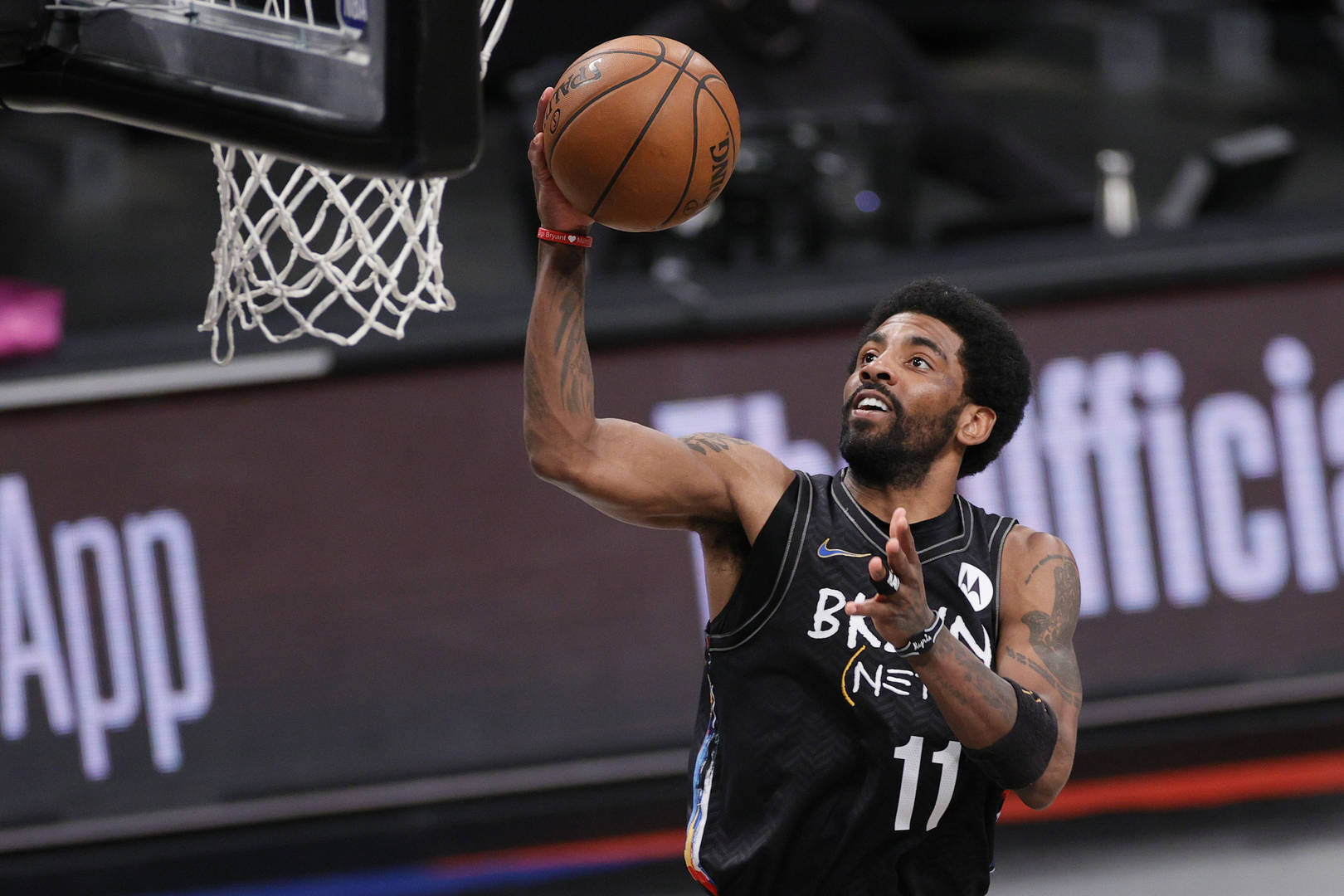 Kyrie Irving, Nets, Injury