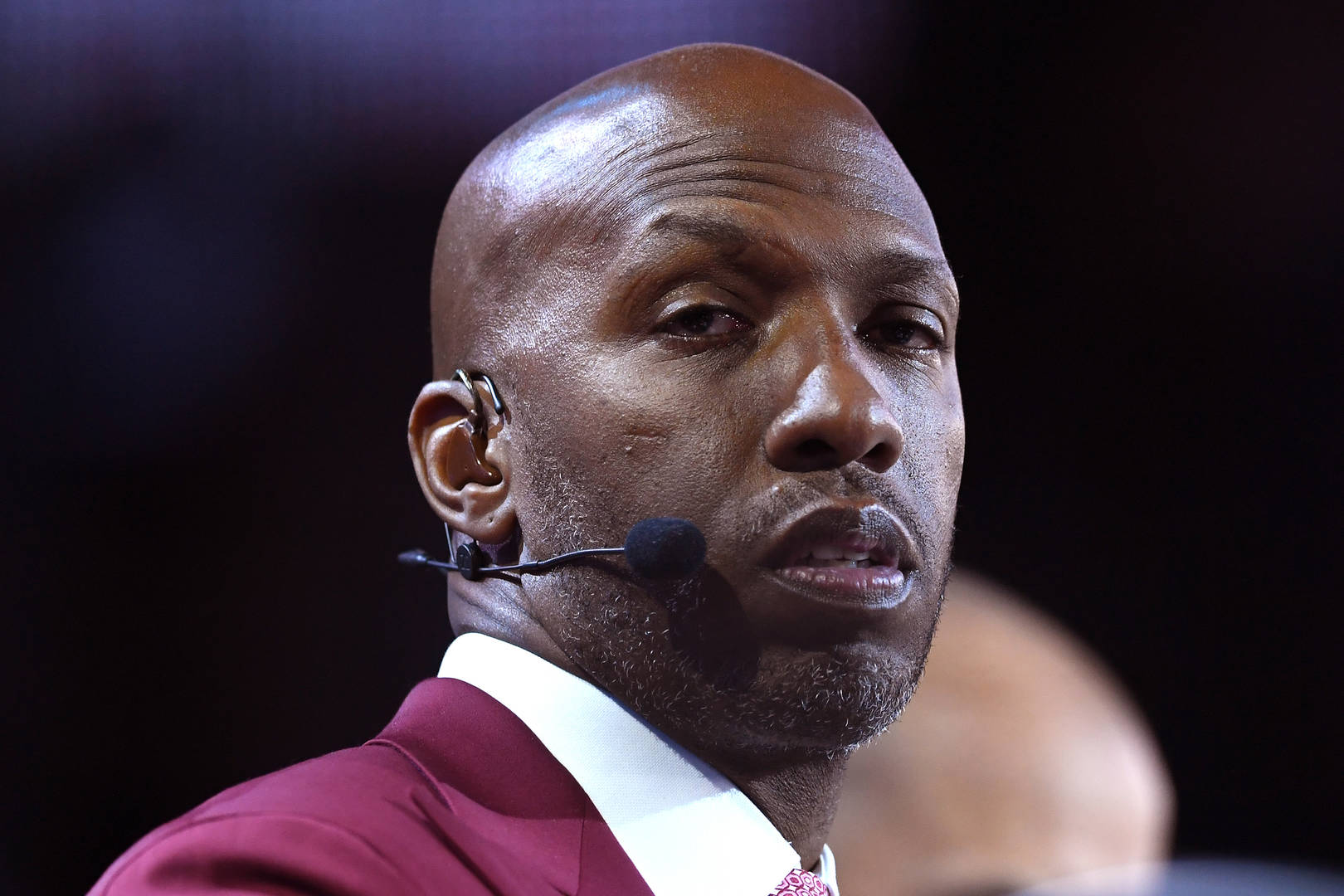 Commentator Chauncey Billups looks on during the 2019 NBA Draft at the Barclays Center on June 20, 2019 in the Brooklyn borough of New York City.