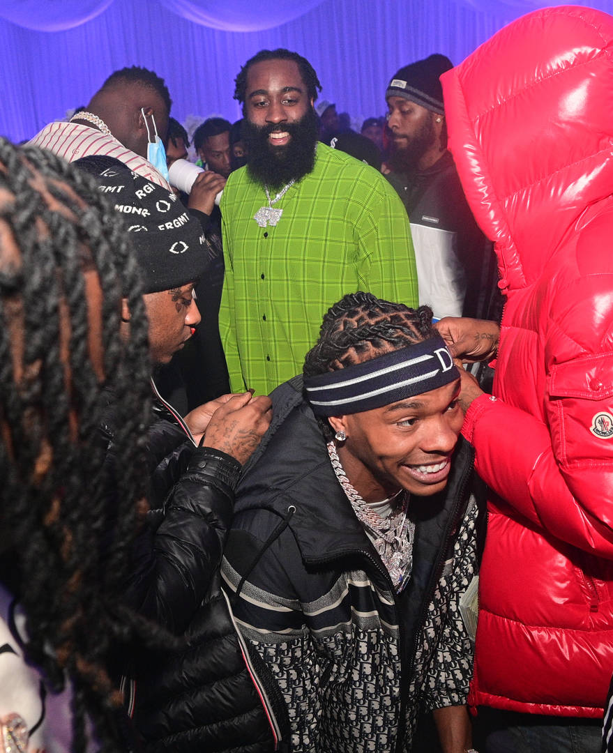 Lil Baby & James Harden