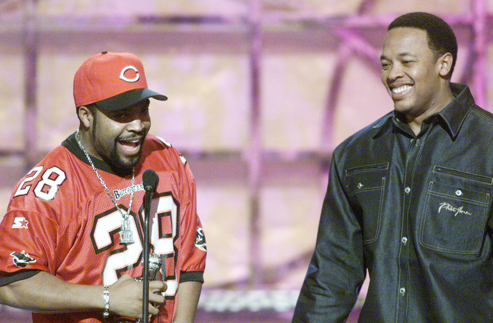 Ice Cube, Dr. Dre