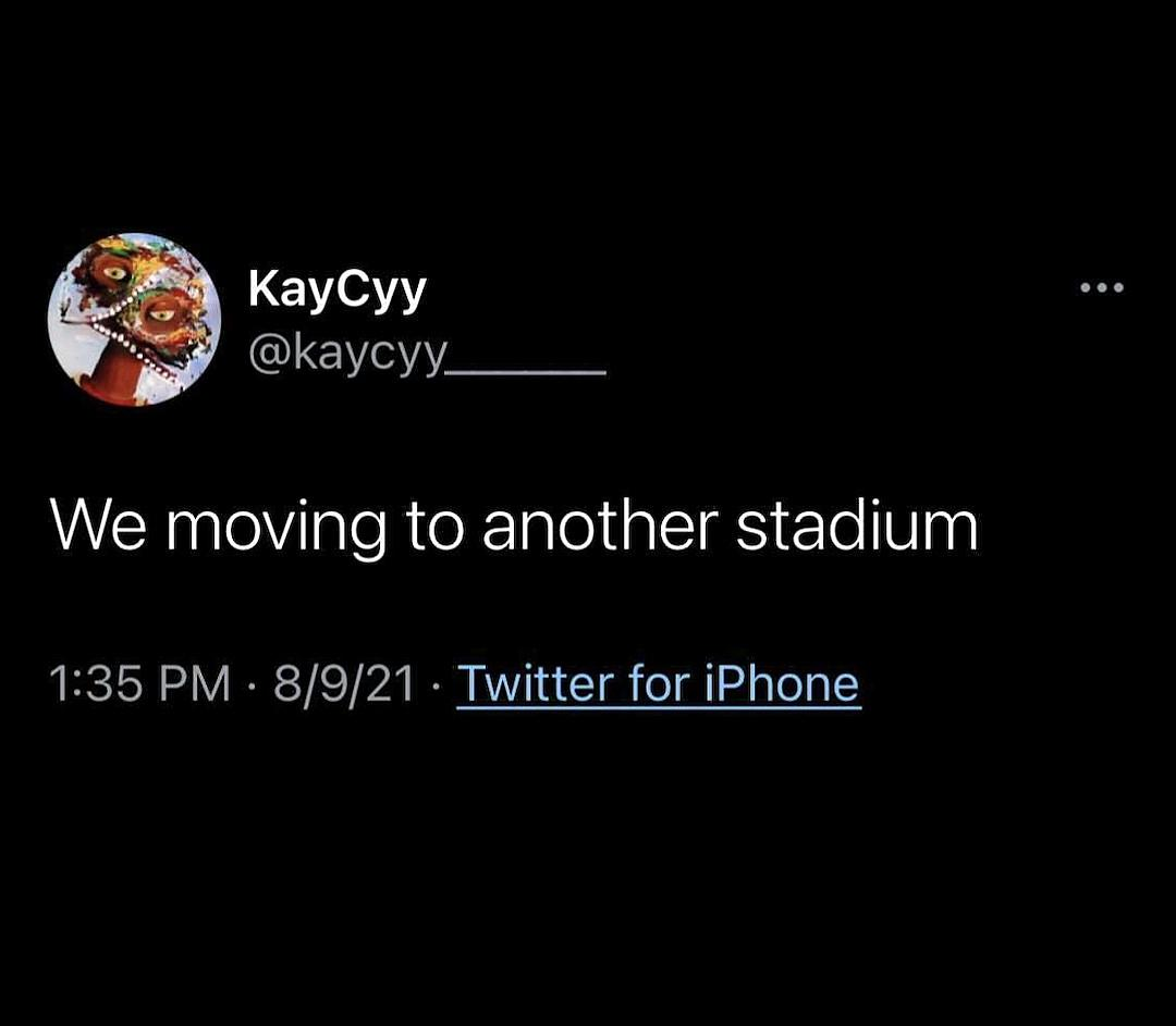 attachment kanye moving another stadium