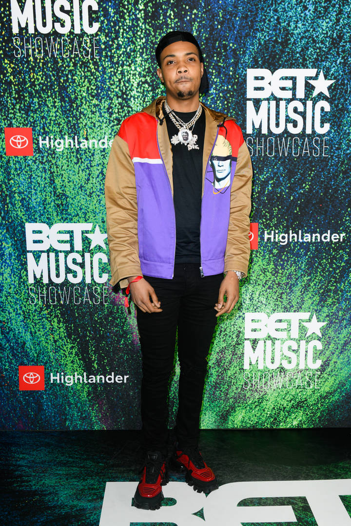 G Herbo attends the BET Music Showcase at City Market Social House on January 23, 2020 in Los Angeles, California.