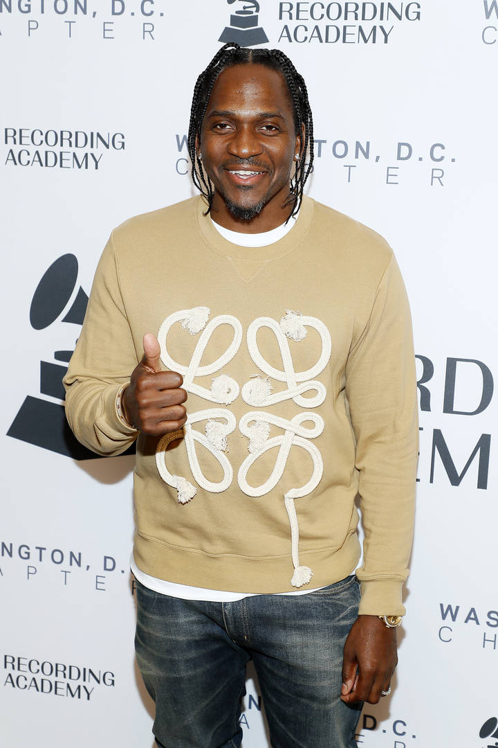 GRAMMY-nominated Artist/Executive/Entrepreneur Pusha T attends The Recording Academy Washington DC Chapter's Intersection of Music & Sports event at the Kennedy Center on March 02, 2020 in Washington, DC