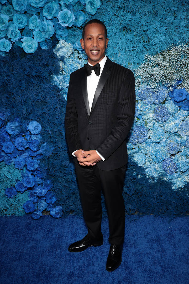 Shyne attends Jay-Z's 40/40 Club 18th Anniversary at 40 / 40 Club on August 28, 2021 in New York City.