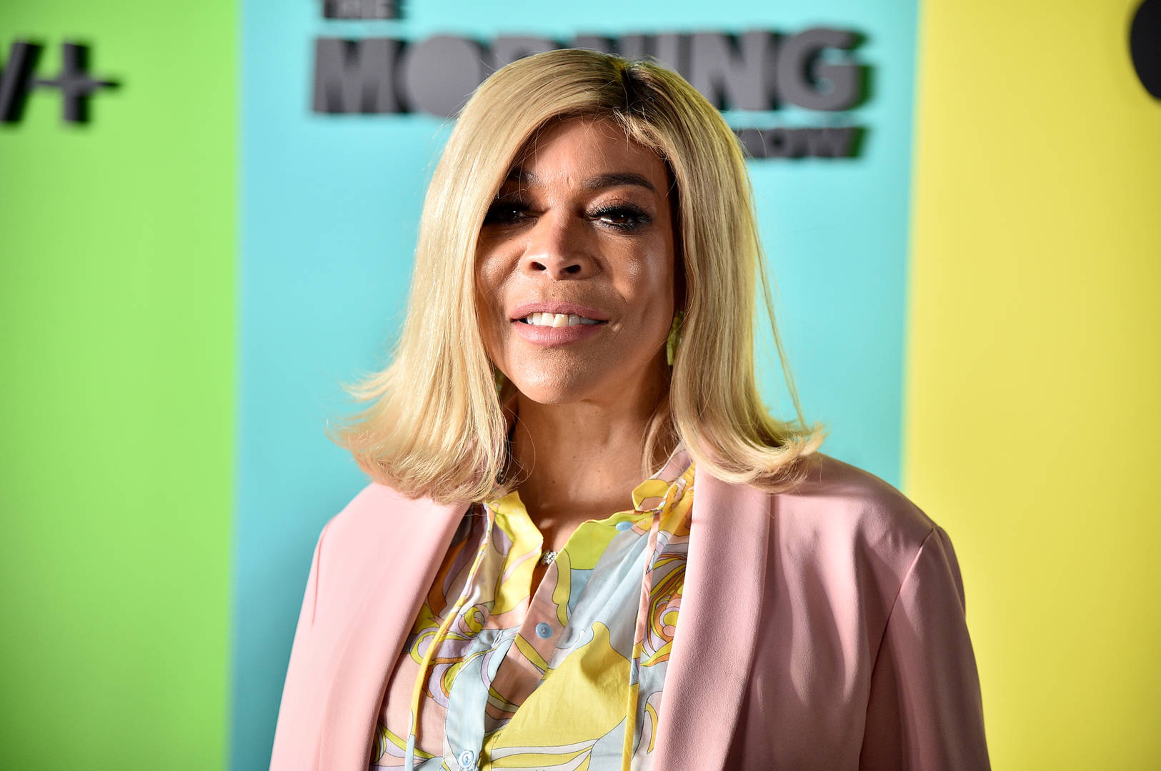 """Wendy Williams attends the Apple TV+'s """"The Morning Show"""" World Premiere at David Geffen Hall on October 28, 2019 in New York City."""