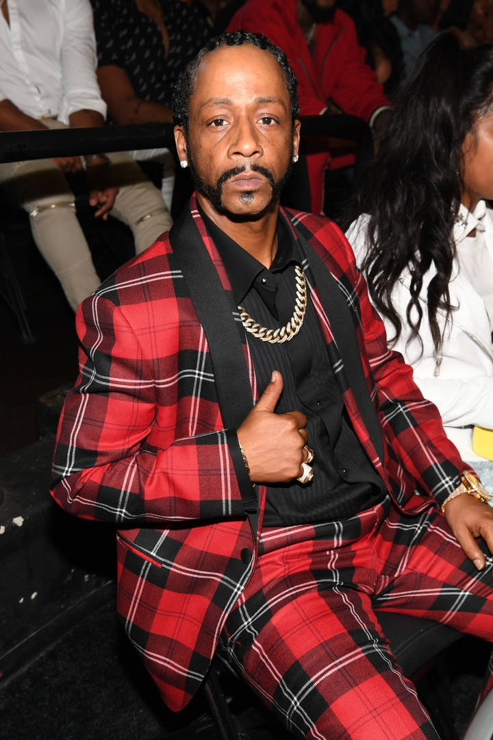 Comedian Katt Williams attends the BET Hip Hop Awards 2017 at The Fillmore Miami Beach at the Jackie Gleason Theater on October 6, 2017 in Miami Beach, Florida