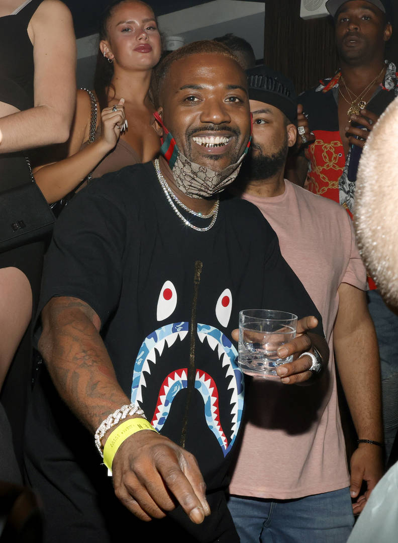 Ray J at E11EVEN on July 11, 2021 in Miami, Florida.